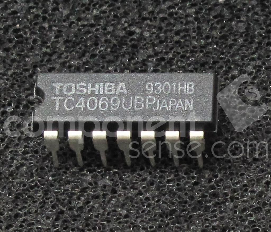 TC4069UBP Toshiba Corp  | Component Sense