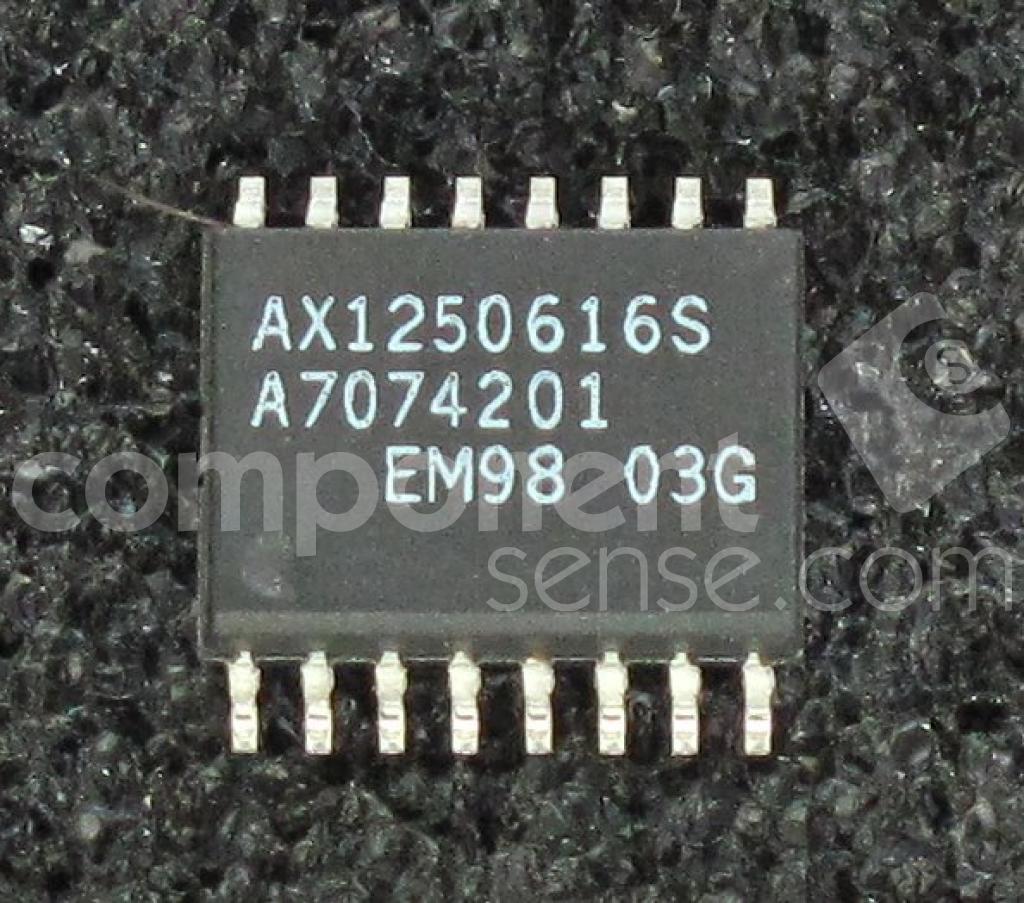 AX1250616SG EM Microelectronic-Marin